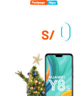 Huawei Y9s - Samsung Galaxy A21s -- cuota inicial s/0