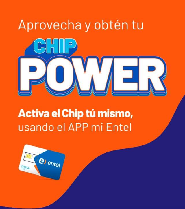 Chip autoactivado