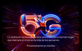 Conéctate con 20 mbps velocidad - Internet Hogar!
